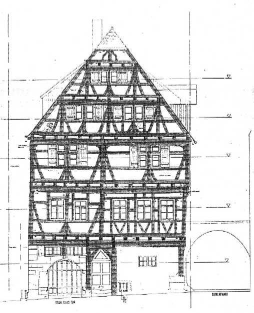 Sanierung for Plan maison ancienne